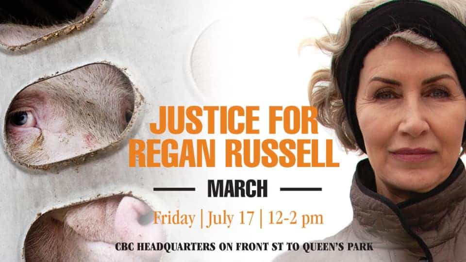 Justice for Regan Russell